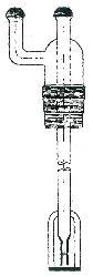 neubert glas onlineshop gaswaschflasche waschflasche gaswaschflasche impinger. Black Bedroom Furniture Sets. Home Design Ideas