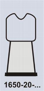 neubert glas onlineshop destillieraufs tze schliffkappe. Black Bedroom Furniture Sets. Home Design Ideas